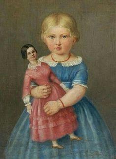 Dolls in Art