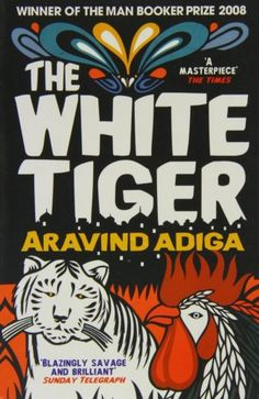 The-White-Tiger-A-Novel-by-Aravind-Adiga-2008-Paperback