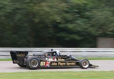 "Lotus 78 F1 ""ground effect"" car"