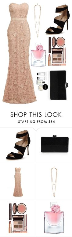 """For a date with Stefan Salvatore!!!"" by maria1991 ❤ liked on Polyvore featuring Carvela, Edie Parker, D.anna, Givenchy, Charlotte Tilbury, Lancôme and Bobbi Brown Cosmetics"