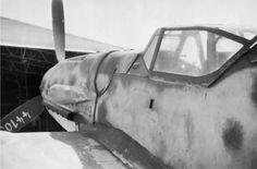 Bf 109 G-6  W.Nr. 163 824, Bankstown, Australia, 1964. Source: Australian War Memorial inv. PO5491.007.