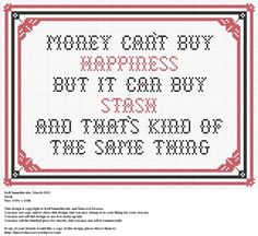 awesome cross stitch pattern FREE! designed by Kincavel Krosses ;)