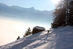 Saint-Luc, Switzerland 19.02.2009   Powderlove