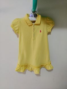 Vestidinho Amarelo