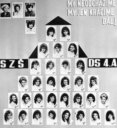 SZŠ v Ústí nad Labem – obor Dětská sestra, maturitní ročník 1989 od Miky H.