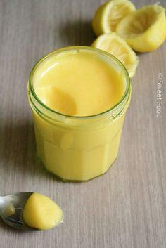 Crème de citron de Pierre Hermé ( Lemon curd)