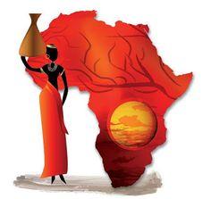 Cuadros Modernos Pinturas : Mis Lindas Negras Cuadros Africanos Decorativos Black Art Painting, Black Artwork, African Love, African American Art, Arte Tribal, Tribal Art, Black Girl Art, Black Women Art, Africa Continent