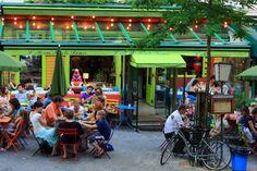ete pente douce terrasse paris 18 montmartre restaurant