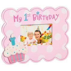 My 1st Birthday Baby Frames