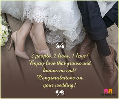 Marriage wishes : Here's a list of the top 148 marriage wishes messages to share your joy & congratulate - be it your boss or your best friend. Marriage Anniversary Cards, Anniversary Message, Wedding Anniversary Wishes, Wedding Day Quotes, Wedding Verses, Wedding Sayings, Wedding Cards, Wedding Ideas, Wishes For Sister