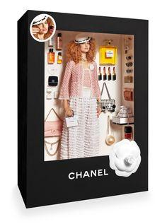 Chanel Barbie - Vogue Paris
