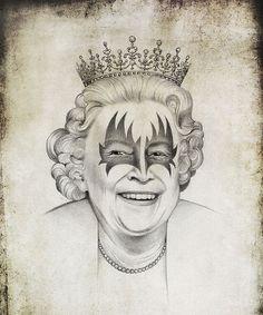 No Politics, Just a Joke | IdeaFixa | ilustração, design, fotografia, artes visuais, inspiração, expressão