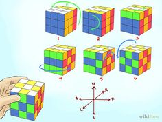 you can do the cube 3x3 pdf