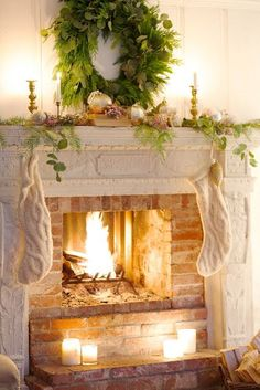 Simple French Country Christmas - FRENCH COUNTRY COTTAGE