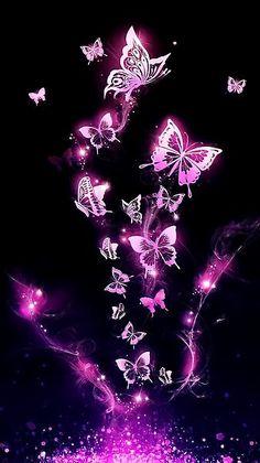 Unicornios Wallpaper, Fairy Wallpaper, Wallpaper Nature Flowers, Cute Galaxy Wallpaper, Butterfly Wallpaper Iphone, Flower Background Wallpaper, Beautiful Nature Wallpaper, Scenery Wallpaper, Cute Wallpaper Backgrounds
