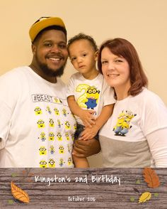 King's 2nd Bday 2016