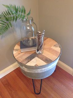 Side table...