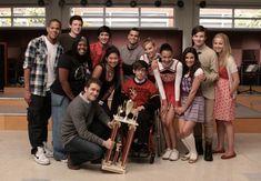 Glee season 1, the good episodes :)