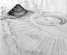 http://www.robertsmithson.com/drawings/big/spiral_hill_broken_circle_800.jpg