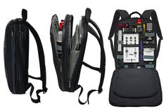 The slimmest, most convenient gadget backpack you've ever carried