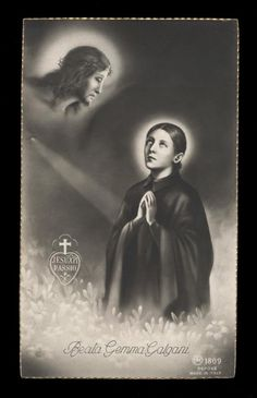 St Gemma Galgani: Santa Gemma fotografie e immagini Page 6