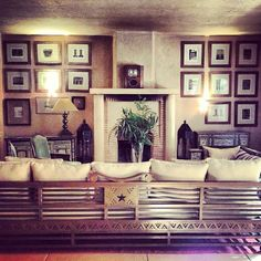 Interiors Maroc. #chic
