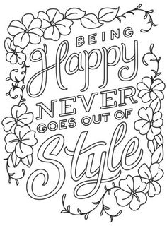 Click to download free printable adult coloring page. Happy National ...