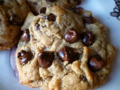 Peanut Butter Chocolate Chip Cookies - made dough March 19, 2017 from Averie Cooks This is what I would consider a staple cookie. The dough is easy to make, portion into dough balls and keep on hand i