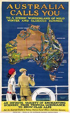 Australia Calls You