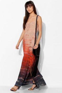 Stunning 35 Gorgeous and Sexy Sky Boho Maxi Dress http://clothme.net/2018/02/07/35-gorgeous-sexy-sky-boho-maxi-dress/