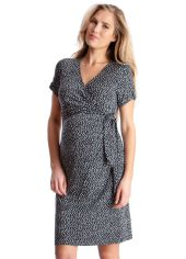 Queen Bee Renata Polkadot Maternity Dress by Seraphine