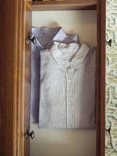 【ELLE】デザインや素材使いで差をつけるシャツ選び エル・オンライン
