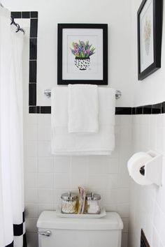 Such a cute bathroom