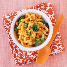 Make Kid Foods More Nutritious: Macaroni and Cheese, pizza, etc