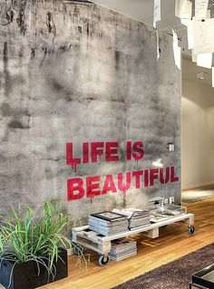 Life Is Beautiful | VM designblog Global