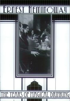 better book title for 'a moveable feast'....but it is an engaging account of those magical drinking years.