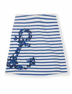 Fun Skirt WG581 A-line & Full at Boden