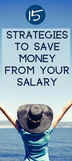 Do you struggle saving money from your salary? Here are 15 highly-effective strategies to help you save more money from each paycheck. These methods will help you reach your financial goals and improve your personal finances. Whether it is saving for retirement, a downpayment for a house, or college, saving more money from your salary is essential to meet those targets. #savemoney #personalfinance #moneymanagement Best Money Saving Tips, Ways To Save Money, Money Tips, Saving Money, How To Make Money, Money Hacks, Budgeting Finances, Budgeting Tips, Financial News