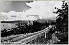 Oslo sjømannsskolen og Ekebergbanen Utg Küenholdt 1940-tallet