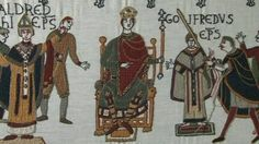 BBC News - Bayeux Tapestry ending made in Alderney