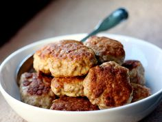 Norwegian Meatballs (that will leave you wondering why you ever ate the Swedish ones..)