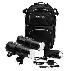 Profoto B1 500 Battery-Powered 2-light location kit $3950