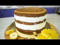Торт «Колибри» / Hummingbird cake - Я - ТОРТодел! - YouTube