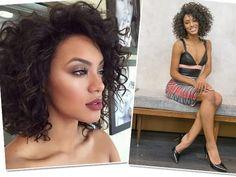 Pele negra: os truques de make e cabelo da Miss Brasil Raíssa Santana