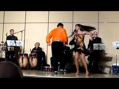 Eddie Torres and Griselle Ponce Live at the Big Apple Salsa Festival 2011 - YouTube