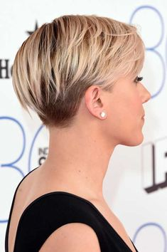 undercut hairstyle androgynous versatile - Google Search
