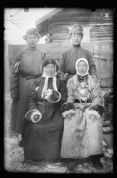 Деревенская жизнь Иркутской губернии в 1900-1930 годах. Часть 1 - Записки скучного человека
