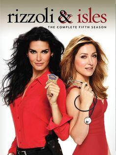 RIZZOLI & ISLES Season 5 DVD Contest