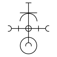 Perseverence Having trouble seeing things through to the end? Me too. Here's a symbol to help with that! It embodies the concept of perseverance, and when used will invoke those energies wherever you call them (your mind, other people, events, plans, etc.)