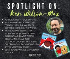 Ken Wilson-Max - Black Authors from Usborne Books & More – Jaime's Book Corner Community Library, Black Authors, Time In The World, Book Corners, S Stories, Read Aloud, Worlds Of Fun, Nonfiction Books, Story Time